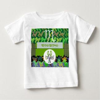 SCORPIO Zodiac Symbol Baby T-Shirt