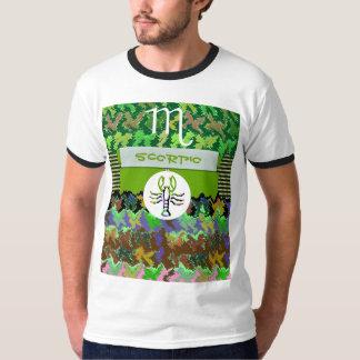 SCORPIO Zodiac Symbol T-Shirt