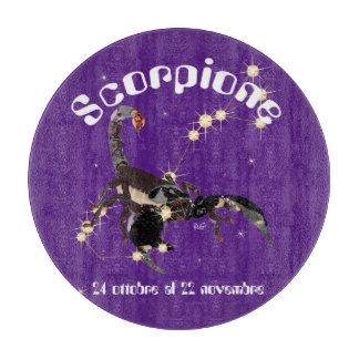 Scorpion 24 oct. outer 22 Nov. Planche à more déco Cutting Boards