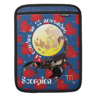 Scorpion 24 oct. outer 22 Nov. Rickshaw sleeve