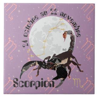 Scorpion 24 octobre outer 22 novembre Carreaux Ceramic Tile
