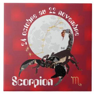 Scorpion 24 octobre outer 22 novembre Carreaux Tile