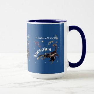 Scorpion 24 octobre outer 22 novembre cup