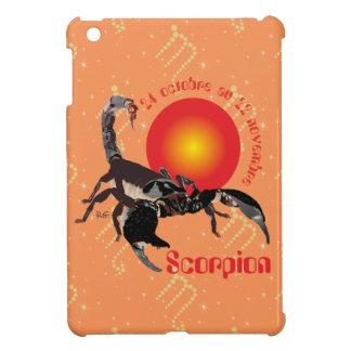 Scorpion 24 octobre outer 22 novembre iPad mini iPad Mini Cases