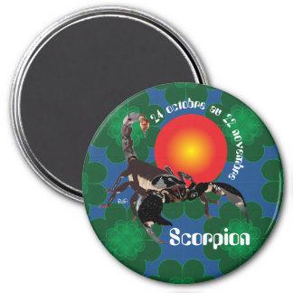 Scorpion 24 octobre outer 22 novembre magnet