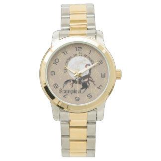 Scorpion 24 octobre outer 22 novembre Montre Wristwatch