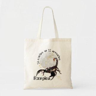 Scorpion 24 octobre outer 22 novembre Sac Tote Bag