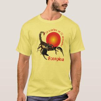 Scorpion 24 octobre outer 22 novembre T-Shirt