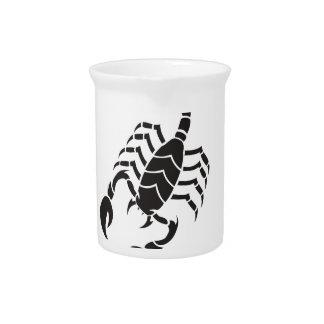 scorpion.ai jarra de beber