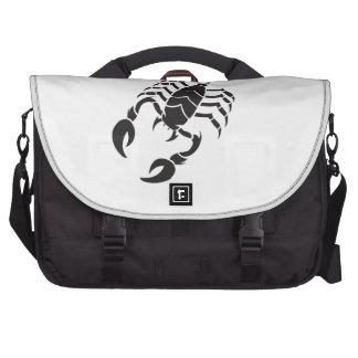 scorpion ai laptop messenger bag