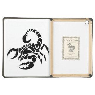 """""""Scorpion"""" iPad Air Cases"""