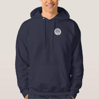 Scorpion cult hood hoodie