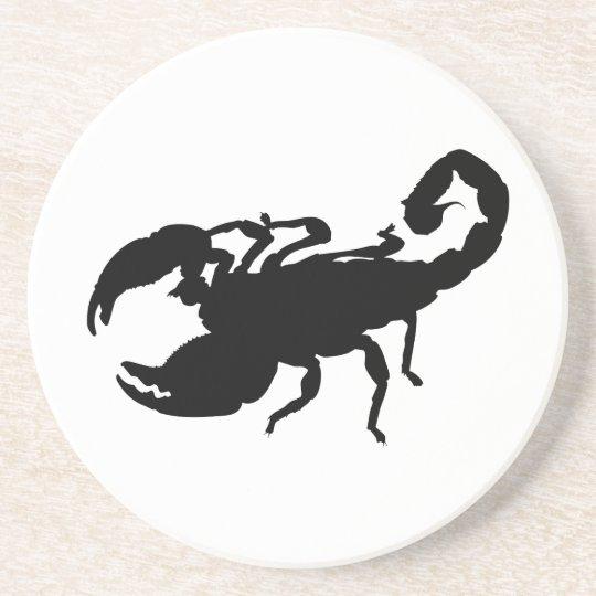 Scorpion Drink Coaster