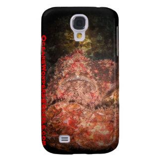 Scorpion fish samsung s4 case