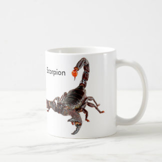 Scorpion image for Classic-White-Mug Coffee Mug
