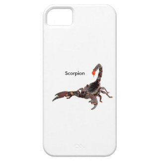 Scorpion image for iPhone-5-5S-Barely-There iPhone SE/5/5s Case