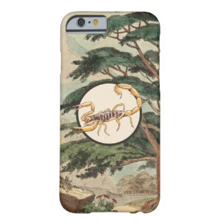 Scorpion In Natural Habitat Illustration Barely There iPhone 6 Case