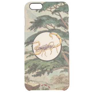 Scorpion In Natural Habitat Illustration Uncommon Clearly™ Deflector iPhone 6 Plus Case