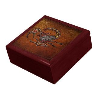 Scorpion Jewelry Box