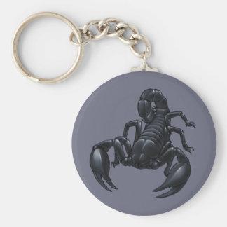 Scorpion Keychain