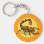 Scorpion Keychains
