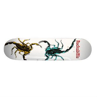 Scorpion King Skateboard Deck