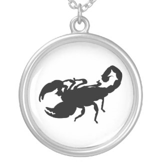 Scorpion Custom Necklace