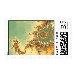Scorpion Postage Stamp