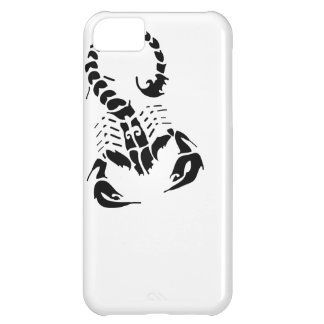 Scorpion Scorpio zodiac horoscope tribal tattoo Case For iPhone 5C