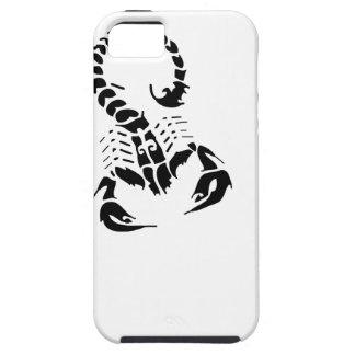 Scorpion Scorpio zodiac horoscope tribal tattoo iPhone 5 Cases