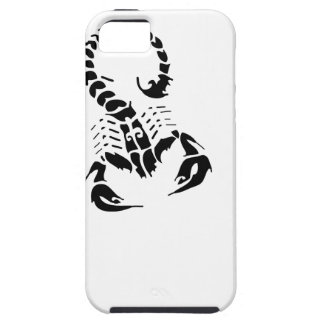Scorpion Scorpio zodiac horoscope tribal tattoo iPhone SE/5/5s Case