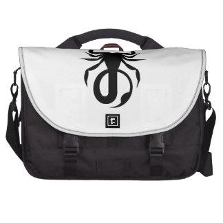 Scorpion Silhouette Computer Bag