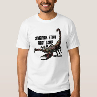 SCORPION STING BOOT CAMP, Carefree, ... T-shirt