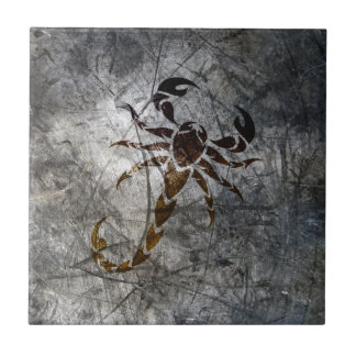 Scorpion Tile