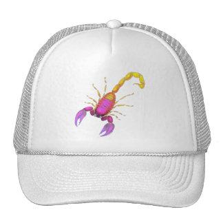 Scorpion Watercolor Trucker Hat