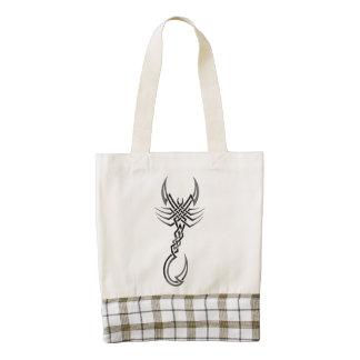 Scorpion Zazzle HEART Tote Bag