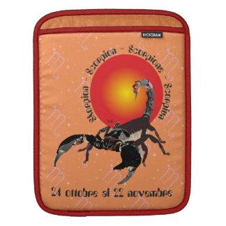 Scorpione 24 Otto. Al 22 Nov. Rickshaw sleeve