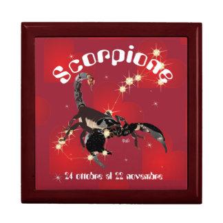 Scorpione 24 ottobre Al 22 Nov. Confezione regalo Gift Box