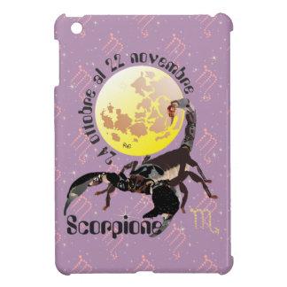 Scorpione 24 ottobre Al 22 Nov. iPad mini covering Cover For The iPad Mini