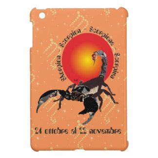 Scorpione 24 ottobre Al 22 Nov. iPad mini covering iPad Mini Case