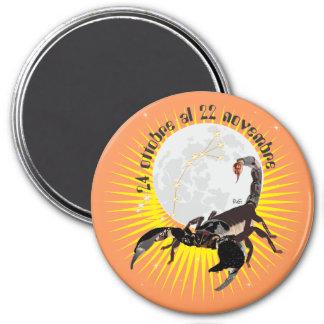 Scorpione 24 ottobre Al 22 novembre magnet
