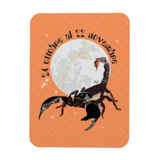 Scorpione Premium Flexi magnet