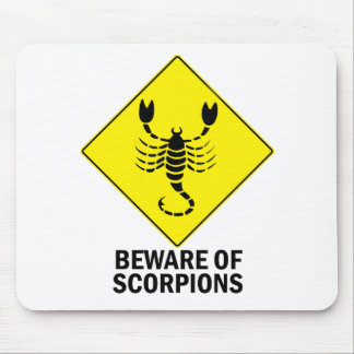 Scorpions Mouse Pad
