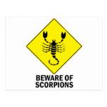Scorpions Postcards