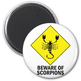 Scorpions Refrigerator Magnet