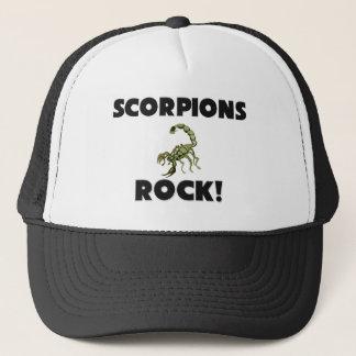 Scorpions Rock Trucker Hat