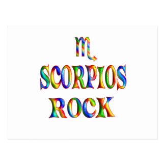 Scorpios Rock Postcard