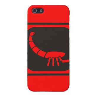 Scorpious Maximus Case For iPhone SE/5/5s
