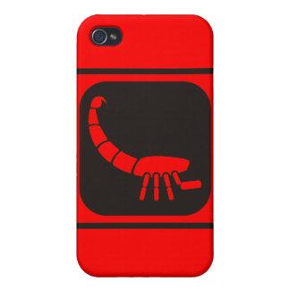 Scorpious Maximus iPhone 4 Case