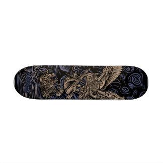 Scorpiowl Skateboard